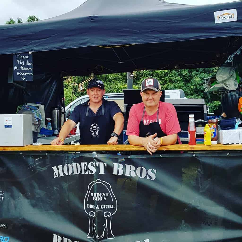Modest Brothers BBQ