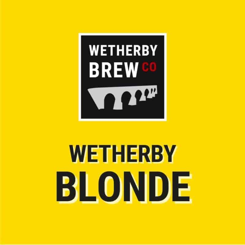 Wetherby Blonde Beer