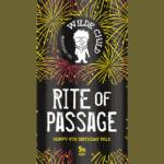 Wilde Child Rrite of Passage