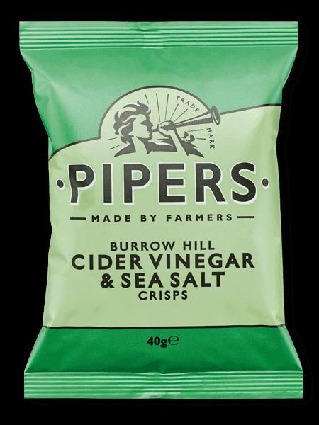 Pipers Crisps Salt & Vinegar