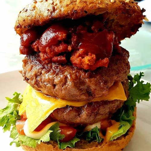 Modest Bros Burger