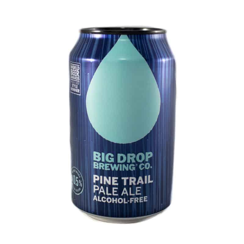 Big Drop Pine Trail
