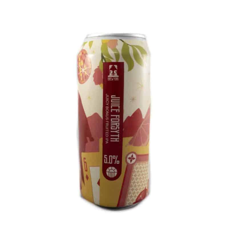 Brew York Juice Forsyth