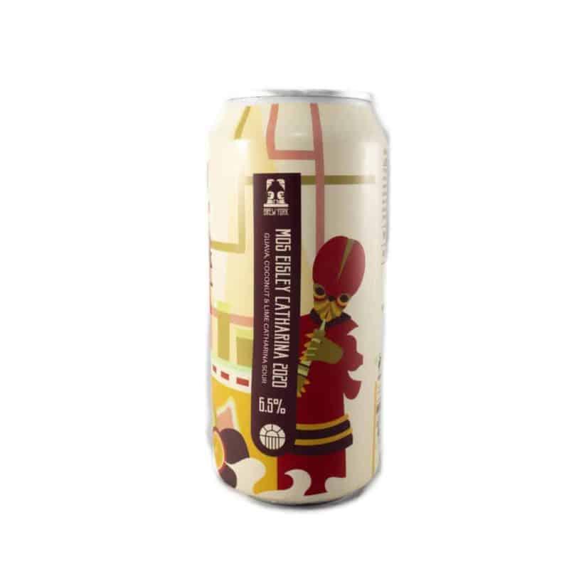 Brew York Mos Eisley Catharina 2020