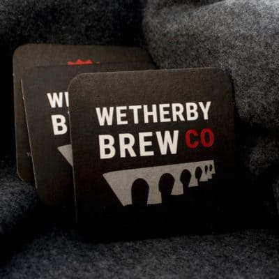 Wetherby Brew Co Beer Mat