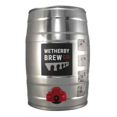 Wetherby Brew Co Mini Cask 5l