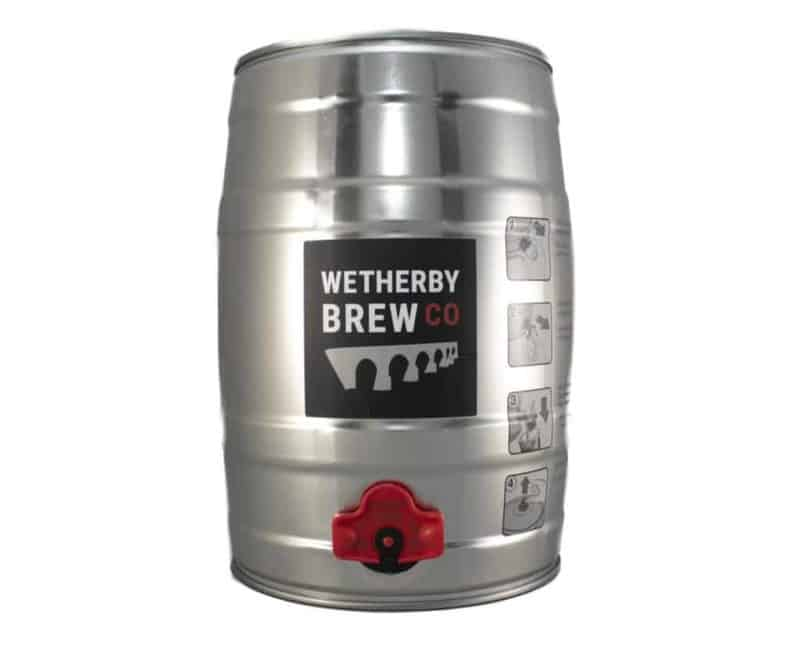 Wetherby Brew Co Mini Cask 5l