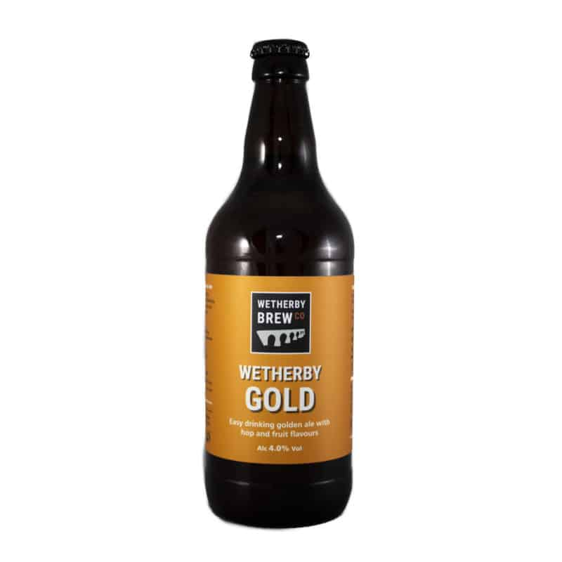 Wetherby Gold 500ml
