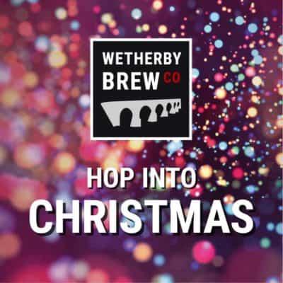 Hop Into Christmas