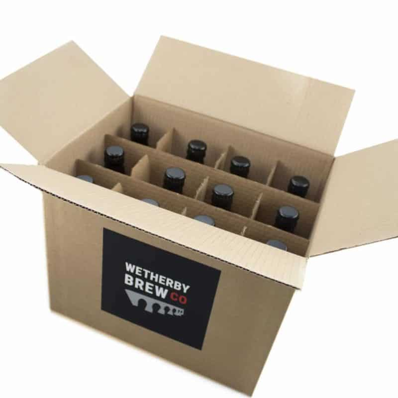 Wetherby Brew Co Box 12