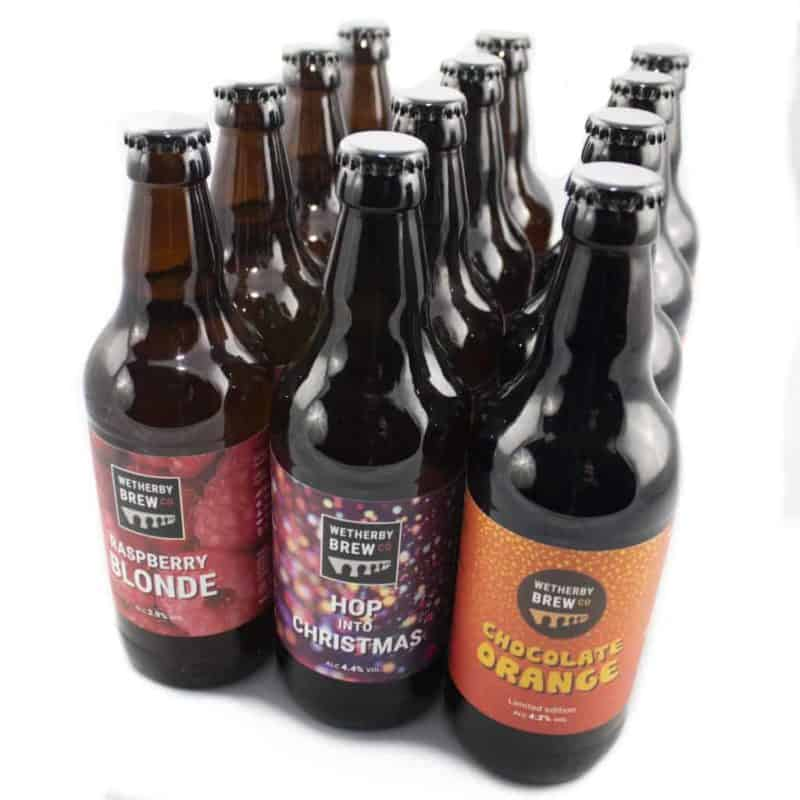 Wetherby Brew Co Box 12