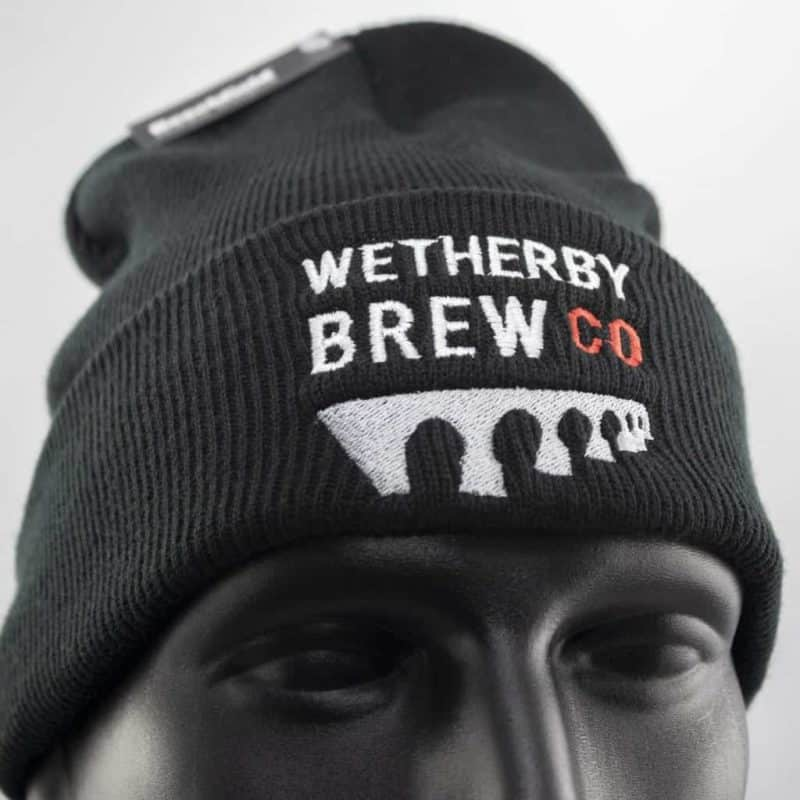 Wetherby Brew Co Hat 2
