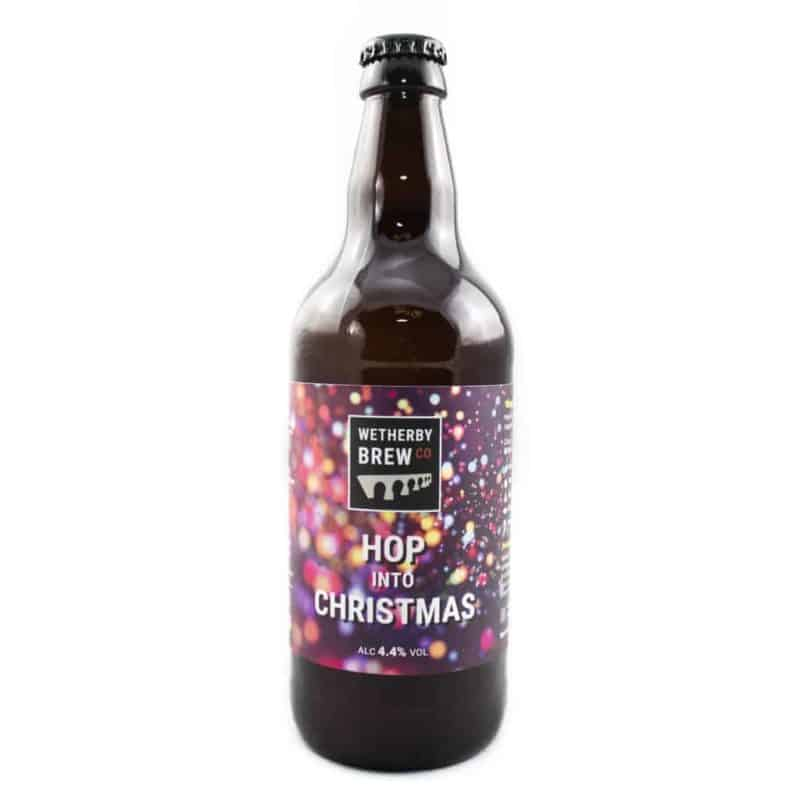 Wetherby Brew Co Hop Into Christmas
