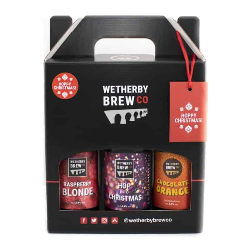 Wetherby Brew Co Gift Pack