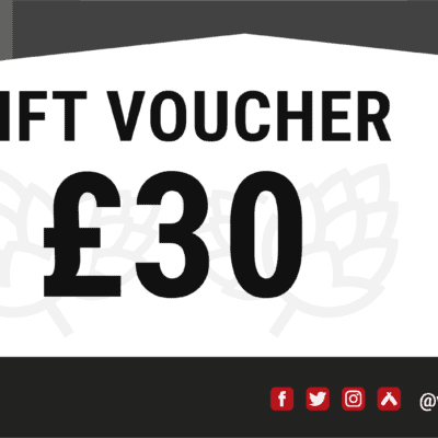 £30 Gift Voucher
